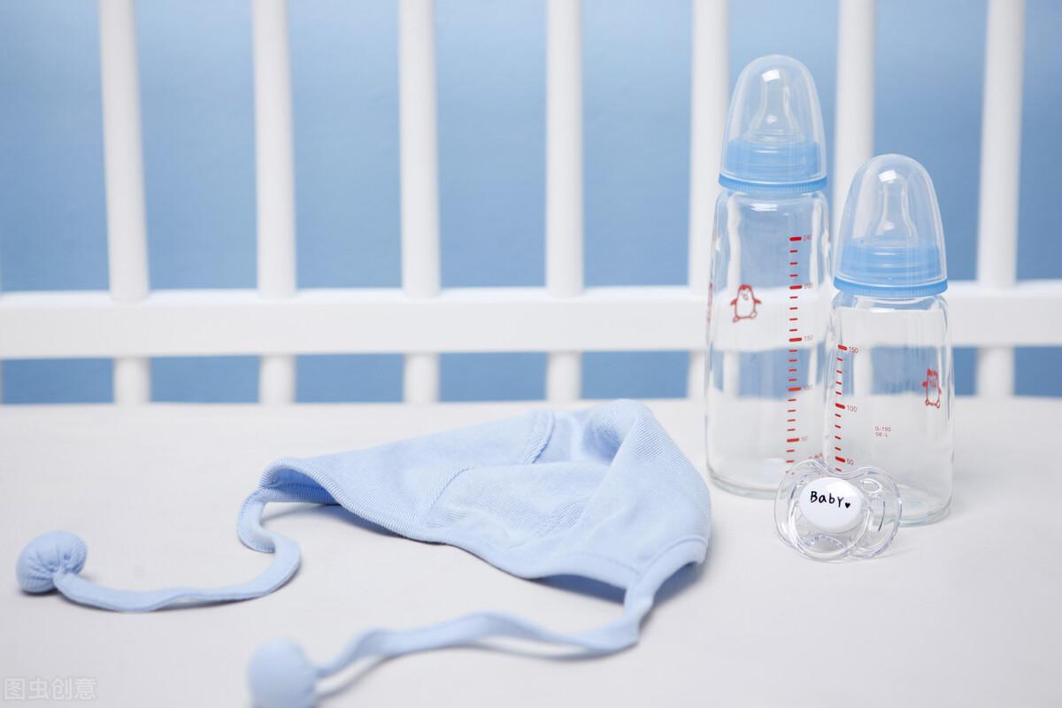 婴儿奶瓶多久更换一次?比起奶瓶,更应该换的应该是奶嘴