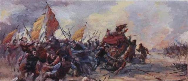 昆阳之战:刘秀是怎么用两万军队打赢四十五万的?