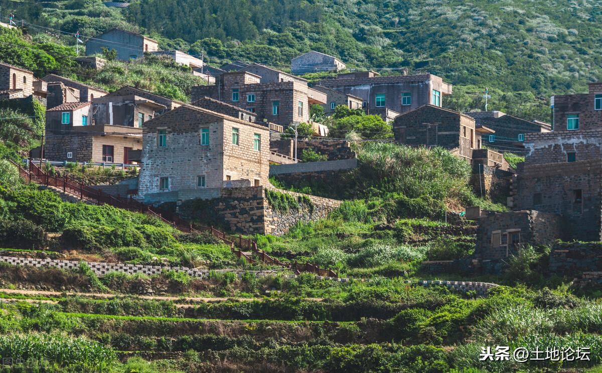 2021年中央一号文件:村庄规划,不搞大拆大建
