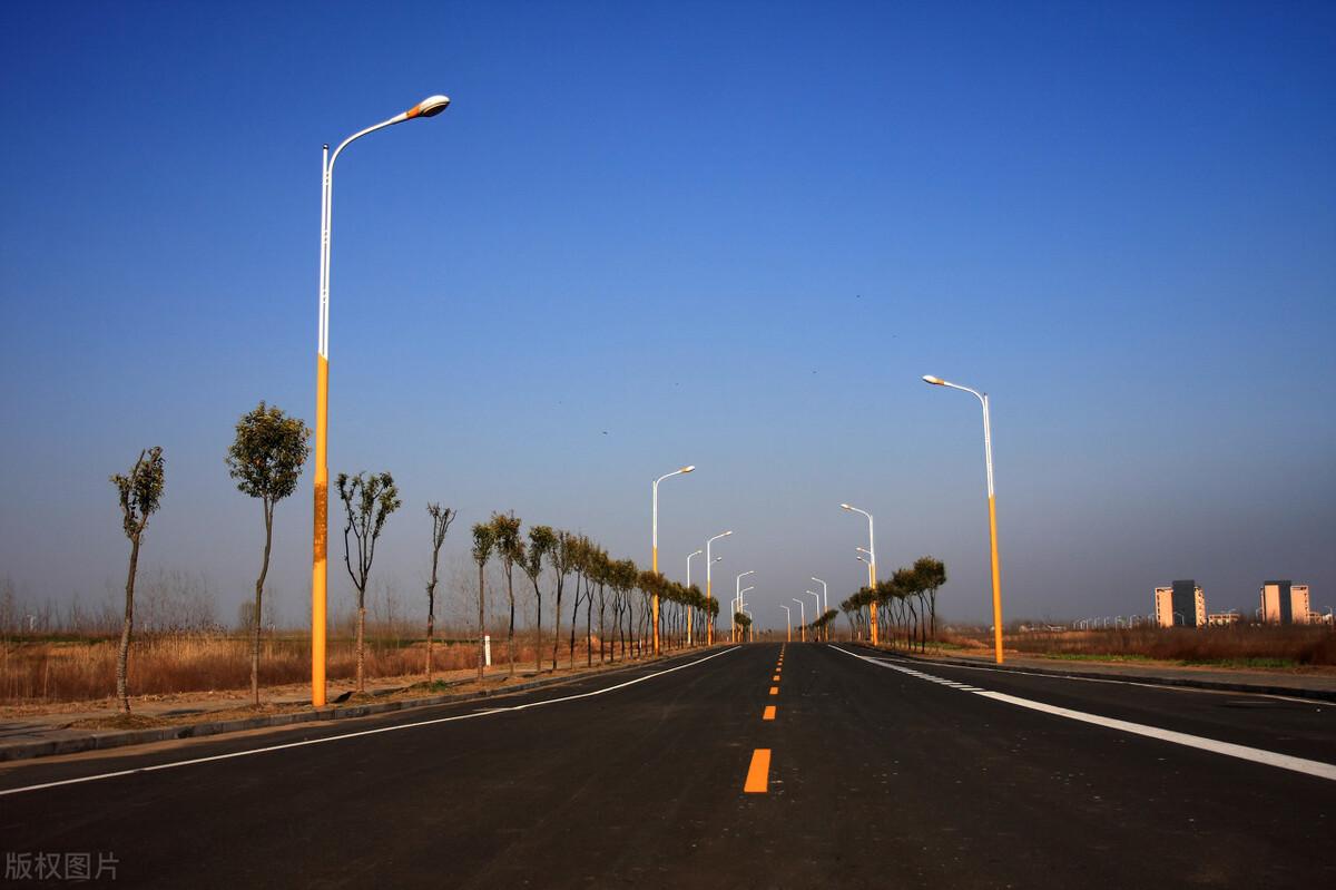 道路路灯安装施工流程和技术规范