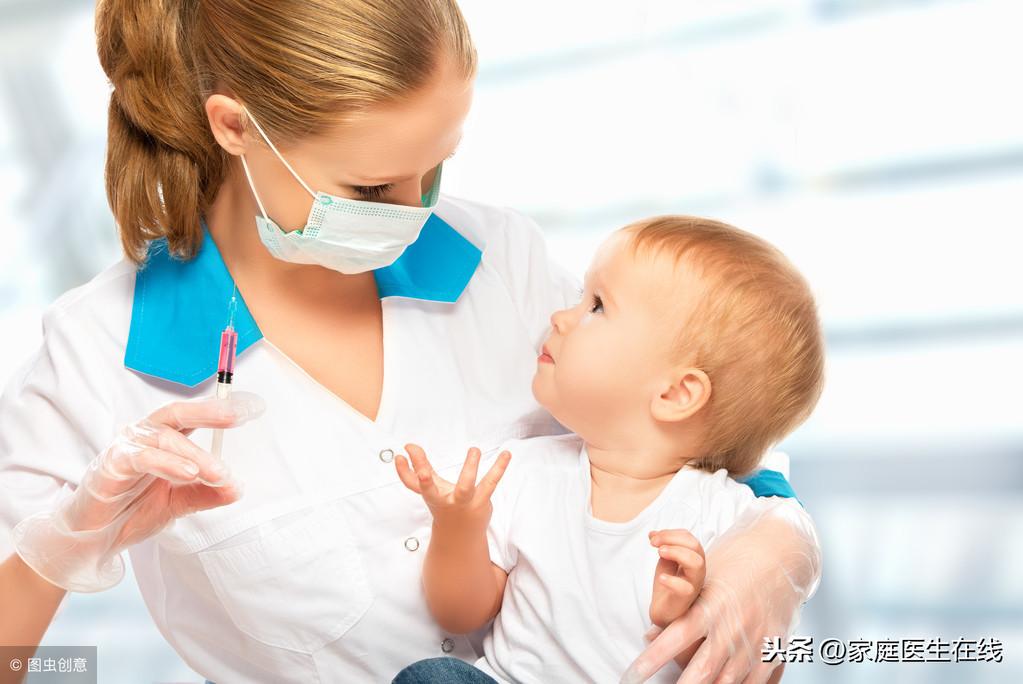 多说一句:孩子打完疫苗,家长要注意4件事!