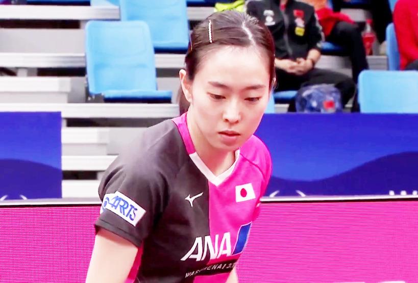 石川佳纯惨败出局!孙颖莎4-0横扫进半决赛、即将约战伊藤美诚