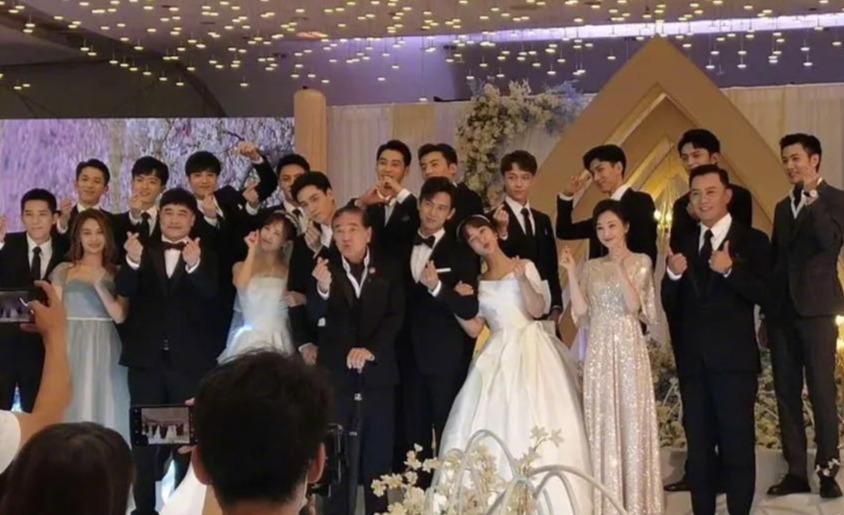 【《亲爱的挚爱的》已杀青,韩商言吴白一起结婚,3个主角被替换】图3