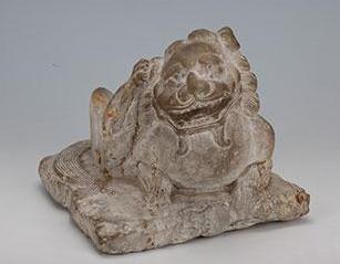 传统文化之北方黄土高原地区炕头狮
