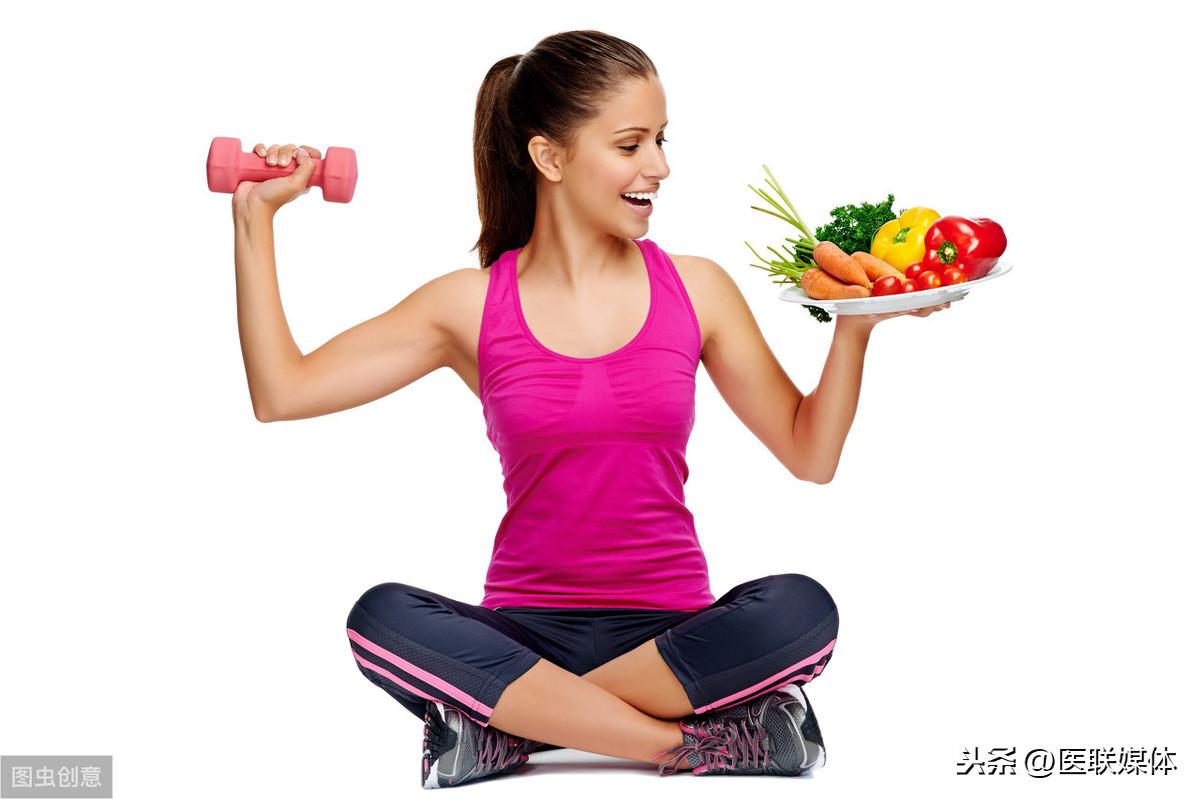 减肥别靠节食啦,教你3大减肥方法,想不瘦都难