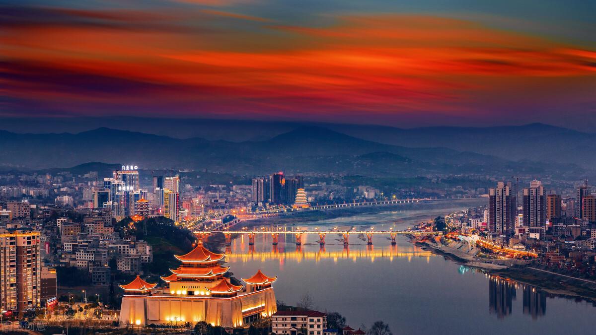 """陕西""""奇特""""县,号称""""迷你重庆"""",却说着流利的四川话"""