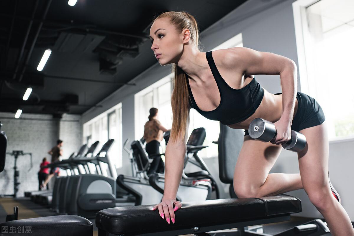 為什麼運動減肥的時候,要加入力量訓練?
