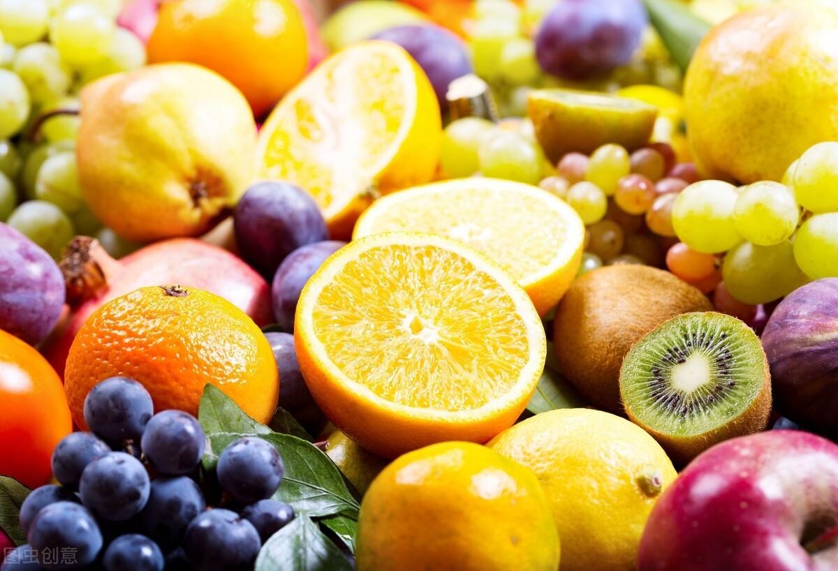 科学研究表明:每天吃两份水果、三份蔬菜的人更长寿
