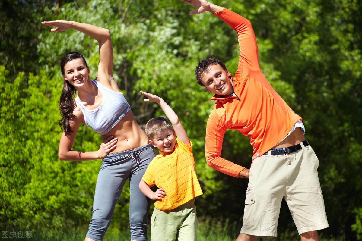 人到中年容易发福?养成这4个习惯,保持良好身材