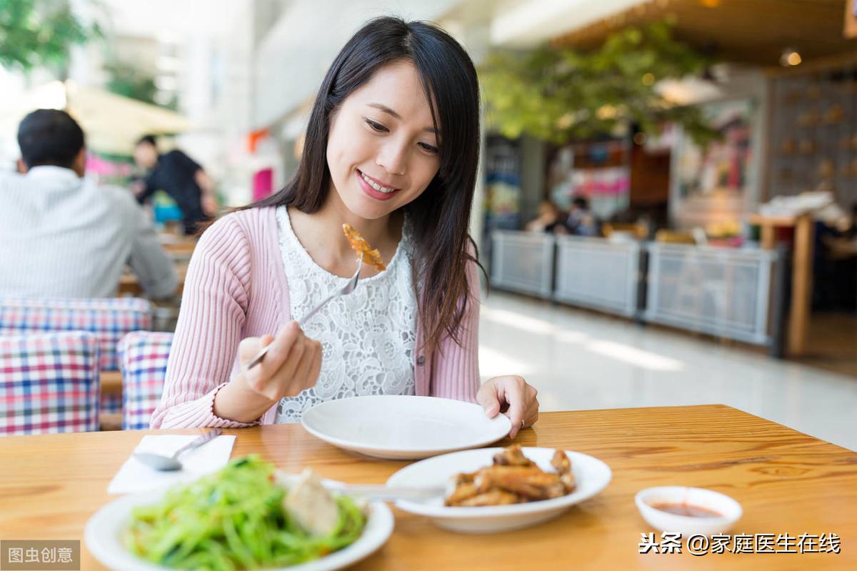 先学会吃饭再谈养生!吃饭牢记这6点更健康 饮食健康 第2张