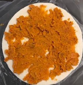 手抓饼最受欢迎的N种吃法,不用烤箱也能做 亨饪做法 第13张