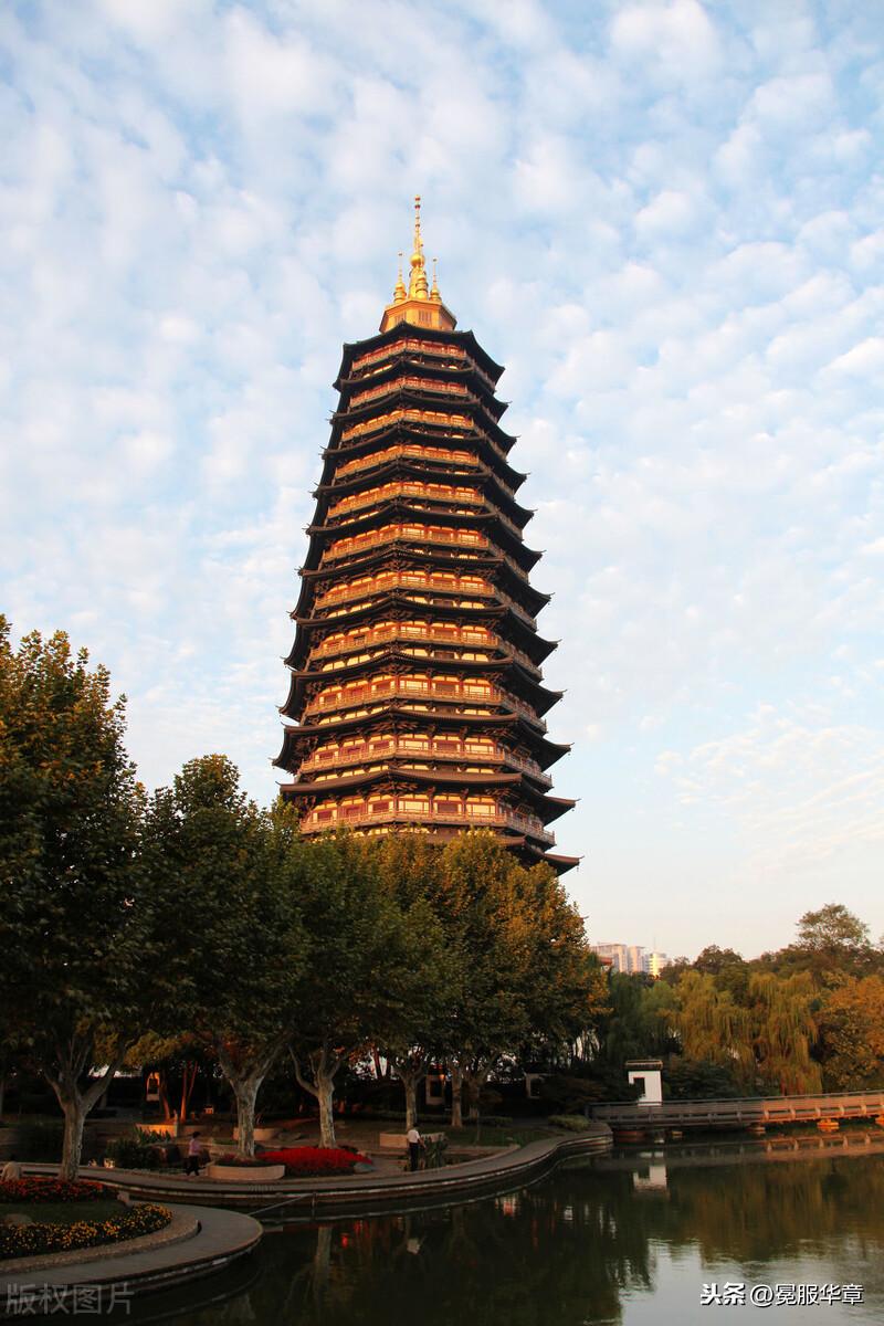 中国建筑(十五)中国古代建筑之中国佛塔艺术