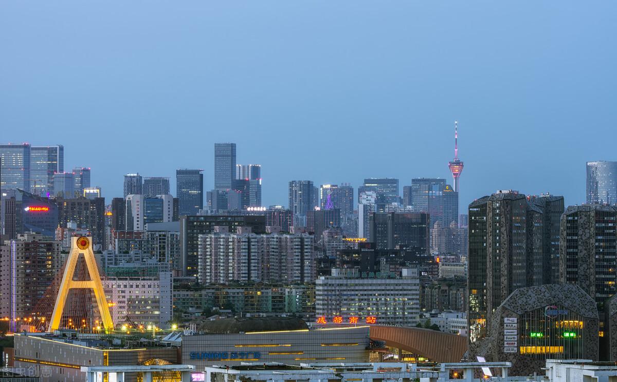 """未来十年,楼市的""""价值洼地""""只会出现在新一线城市"""
