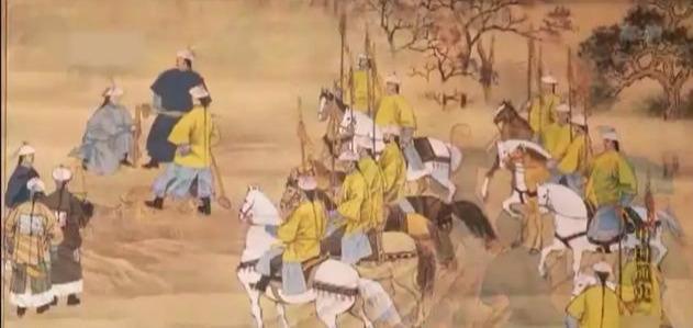 重视汉官的满族皇帝
