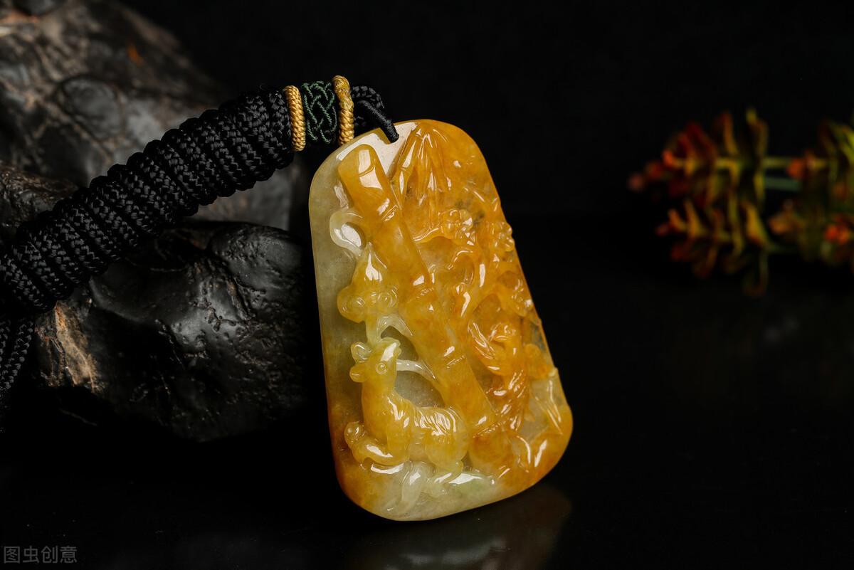 翡翠中的黄翡有什么特别之处?