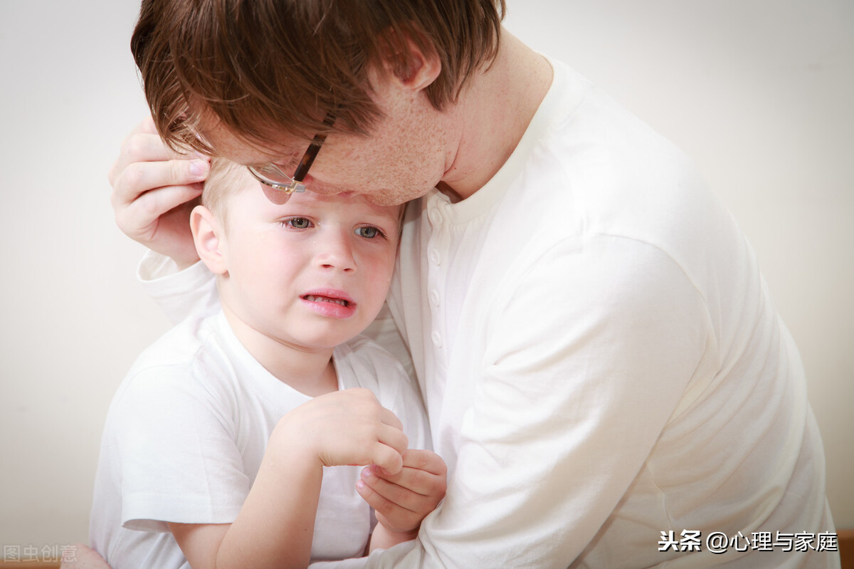 不要怕孩子短暂的崩溃,只要获得你的支持,他仍旧可以重整旗鼓