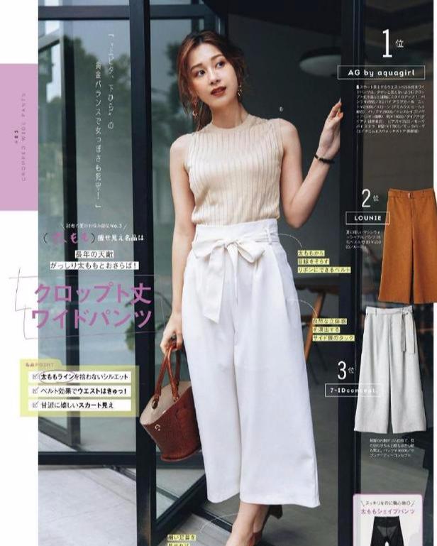 日本女生夏天怎么穿的?清凉优雅两不误,你也可以试试