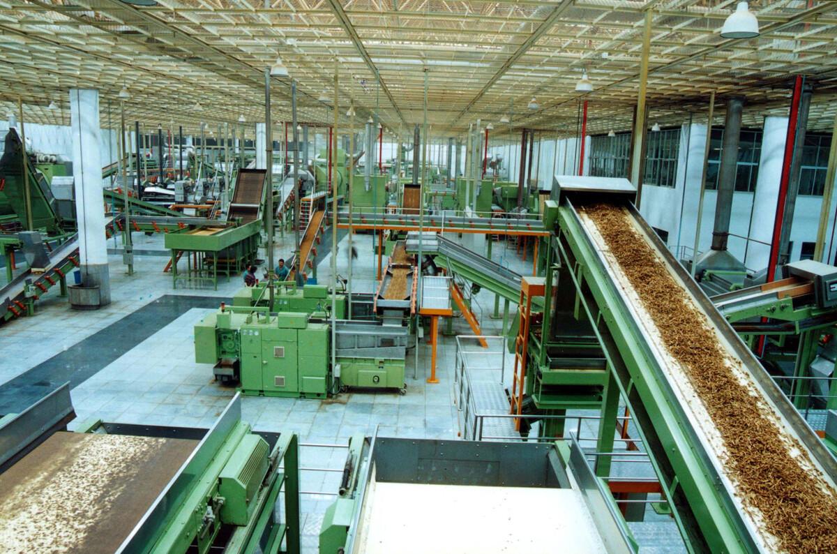 中央有多爱安徽蚌埠,蚌埠的超级中央企业制造业助皖北经济发展