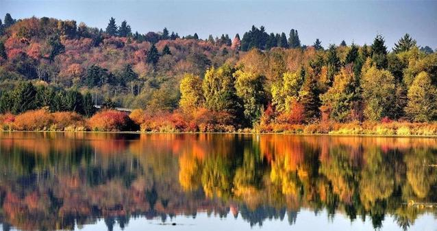夏天不知不觉就过去了,安康色彩斑斓的秋天美景也将如期而至