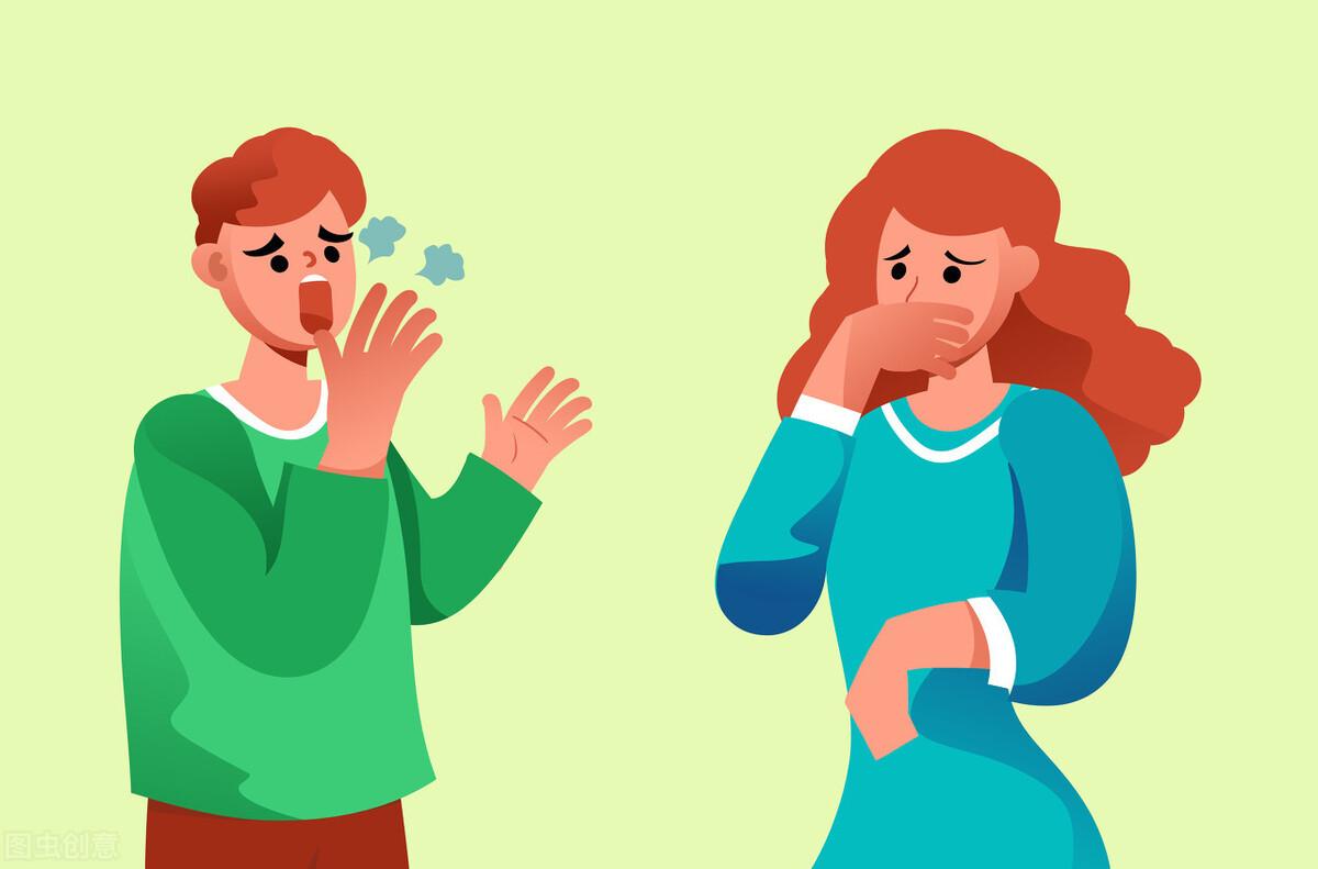 """闻""""口气""""能识别病?這6種口腔異味,体现了差异的疾病"""