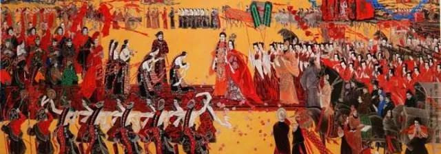 中国历史上最早的援藏干部——文成公主