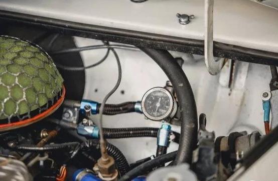 老年选手 1959年Mini赛车复活参上