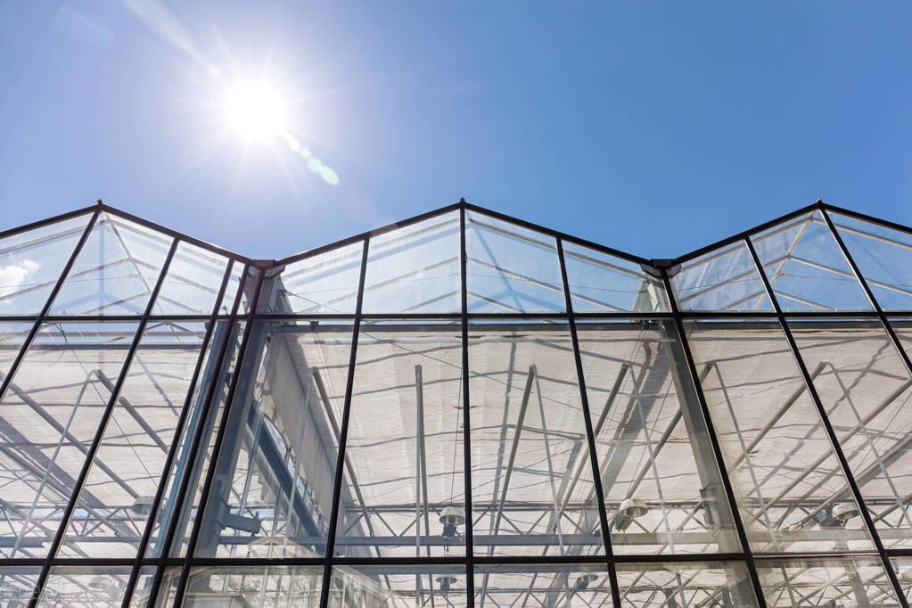 venlo型玻璃温室百科之温室结构单元以及温室骨架配件介绍