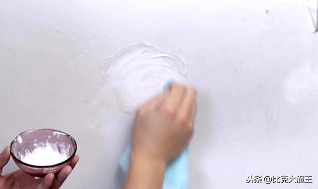 白墙脏了不用重新刷,用这4样东西擦一擦,墙壁白净如新,厉害了 家务妙招 第9张