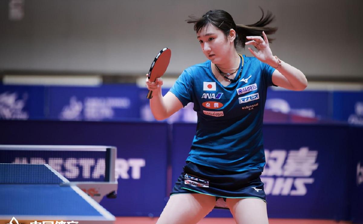 国际乒联总决赛倒计时1天训练汇总,伊藤美诚的教练居然是个直板