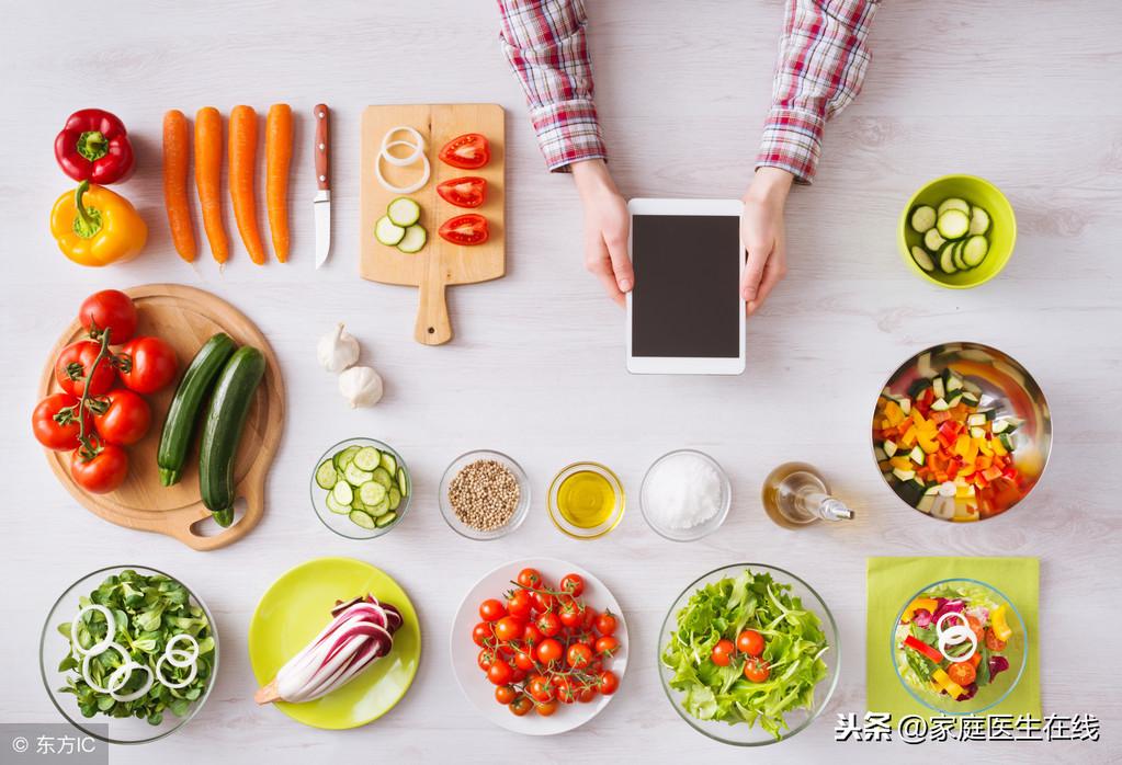 坚持5件事,做到健康饮食,把胃癌甩得远远的! 饮食健康 第2张