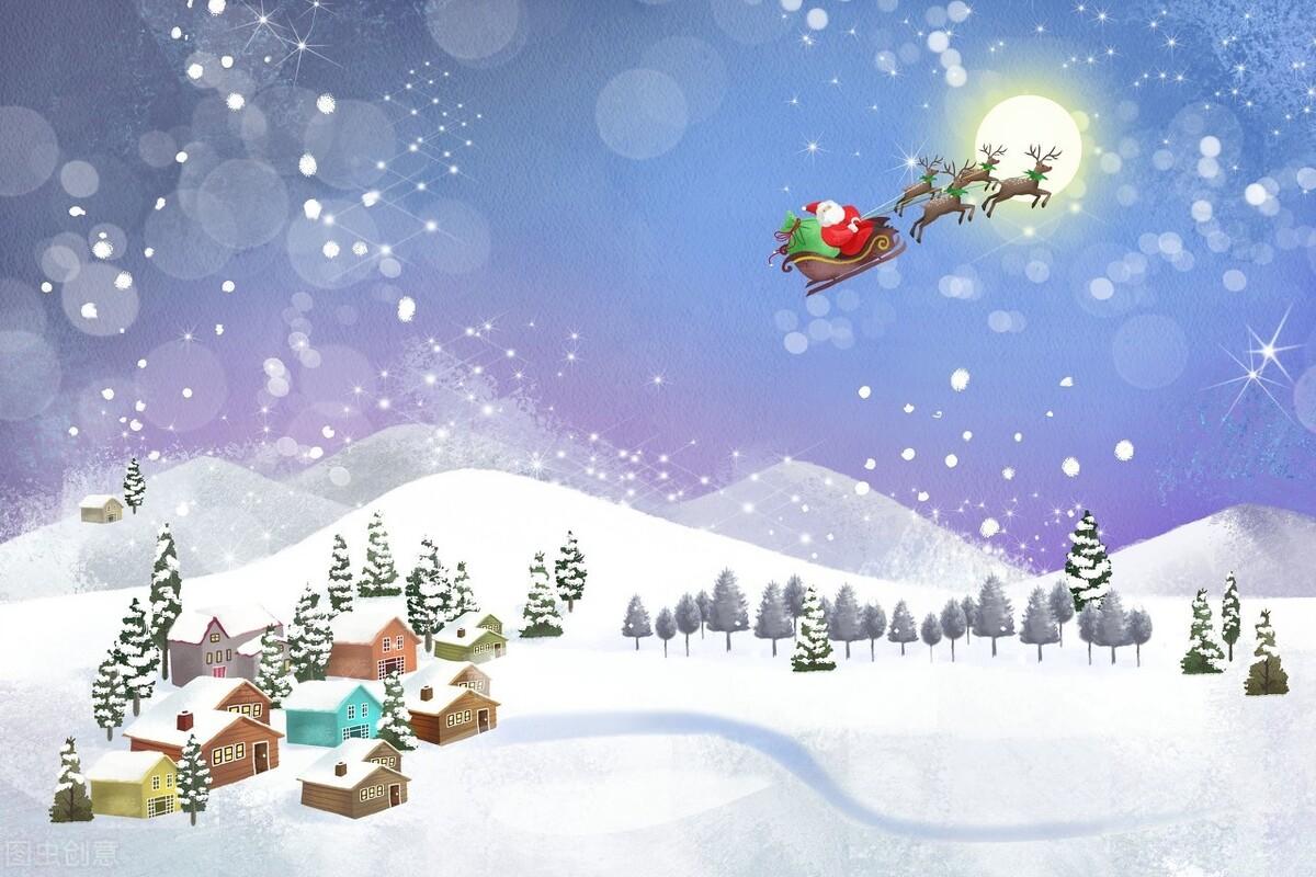 圣诞老人的由来,圣·尼古拉斯:真正的圣诞老人
