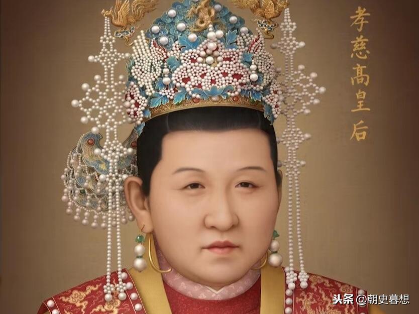 闲话大明后妃,明太祖之马皇后,朱元璋无法遮掩光芒的女人