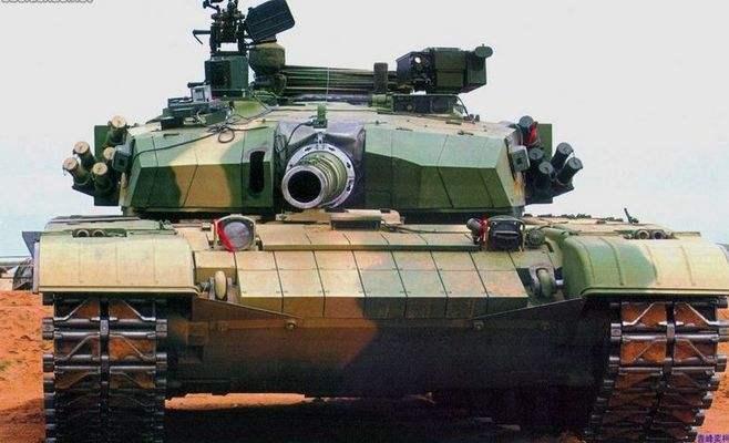 未来战场仍需要主战坦克披荆斩棘