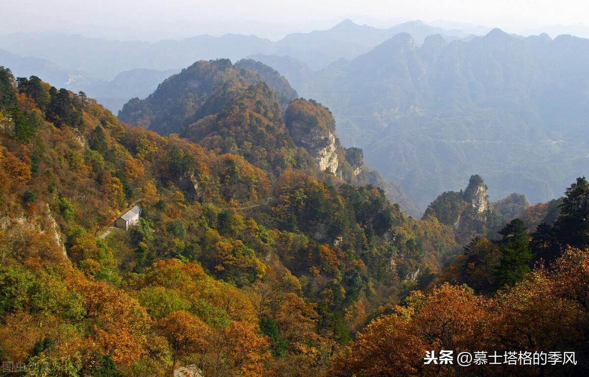 武當問道歸來,金頂是真的美! 幾乎把一個皇城搬上山,堪稱奇蹟