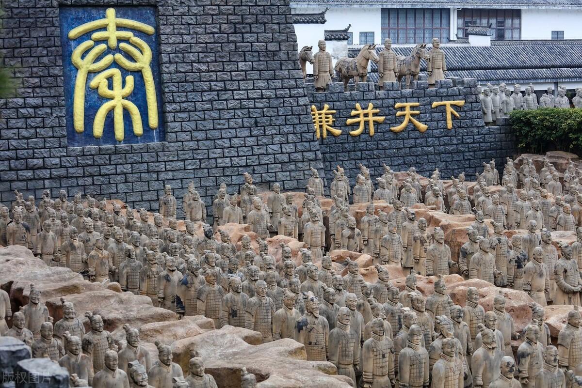 历史学家:秦国百年战争斩杀六国136万军卒;实在经不起推敲