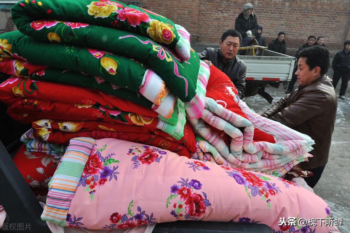 老西安关中人的婚姻习俗:手帕、袜子、香粉、梳子也算彩礼