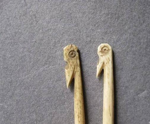 杂谈千古鱼钩事,小小鱼钩的五千年进化史