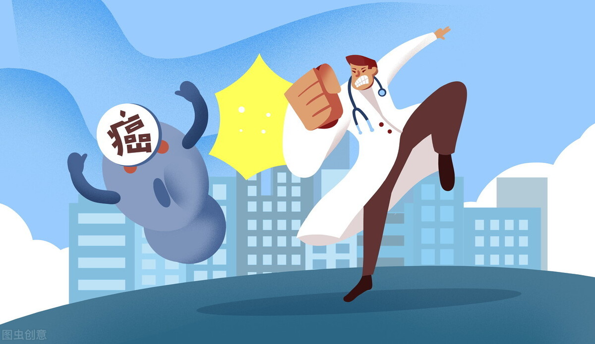人类对抗癌症的道路越来越充满希望:癌症病人活得越来越长了!