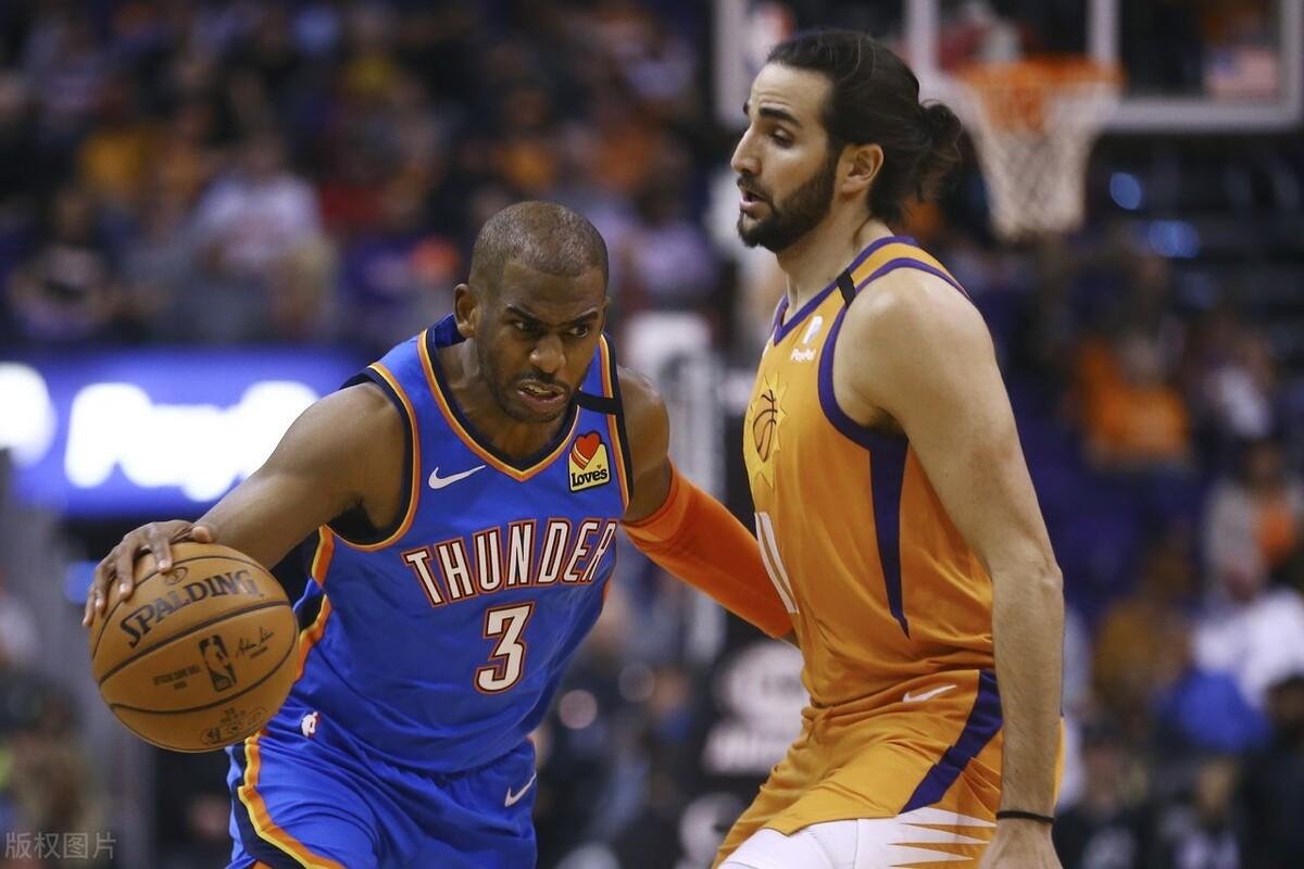 NBA最新三笔交易:保罗去太阳,科温顿去开拓者,霍乐迪去雄鹿