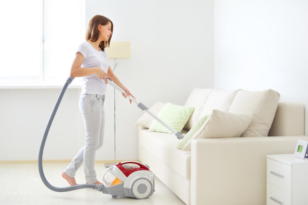6个简单家庭卫生打扫习惯 让你做家务不再难 家务卫生 第7张
