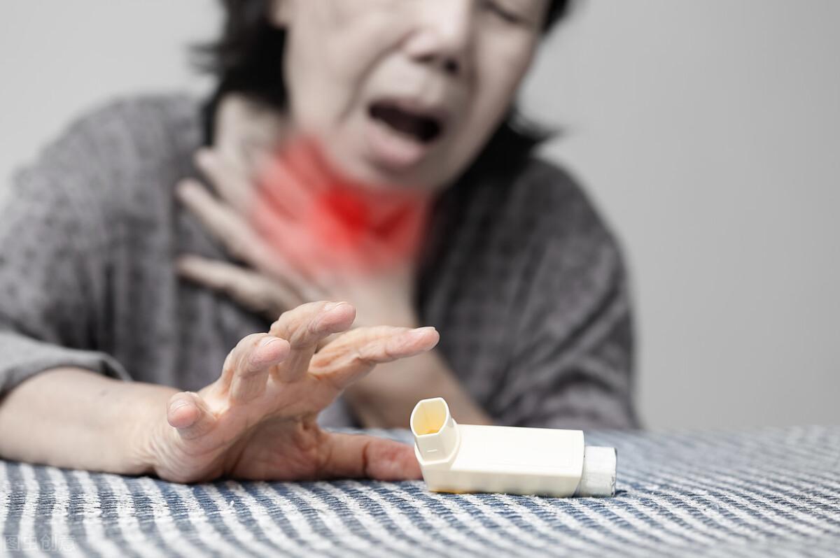 哮喘病别轻视,这6大危害需谨记,治疗保养不当可致死