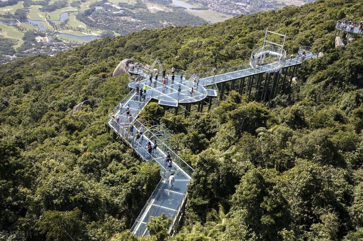 海景玻璃栈桥