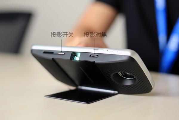 Moto Z Play测评:模块化设计很最前沿并且个性化十足