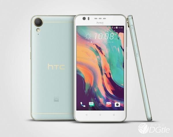 长相还行?HTC Desire 10 系列产品新手机上市