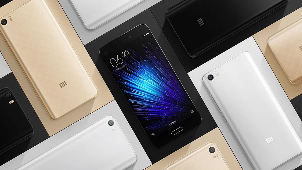 小米手机5S透剧归纳:骁龙821、三d Touch、市场价破3千