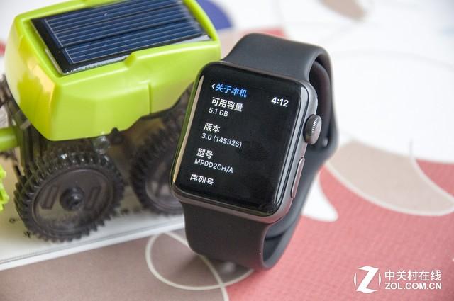 静心主修内功 Apple Watch Series 2评测