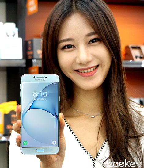 那一刀的情结 三星发布全新升级Galaxy A8(2016)