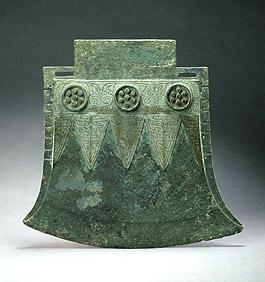 最全中国古代青铜器各种器型以及名称,不可错过!