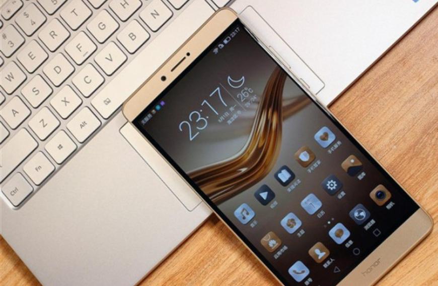华为手机荣耀Note8:大屏幕时期新的搅乱者