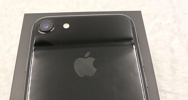 由大缩小 亮黑 iPhone 7应用 1礼拜亲自体会!